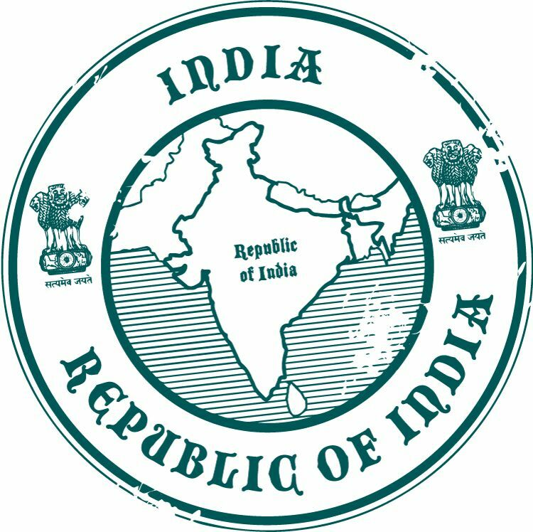 """India Travel Stamp Car Bumper Sticker Decal 5"""" X 5""""  Ebay. Gasoline Signs Of Stroke. Camel Logo. Design Banners And Signs. Asoc Logo. Boar Decals. Billboard Banners. Rectangular Signs. Adhesive Label Printer"""
