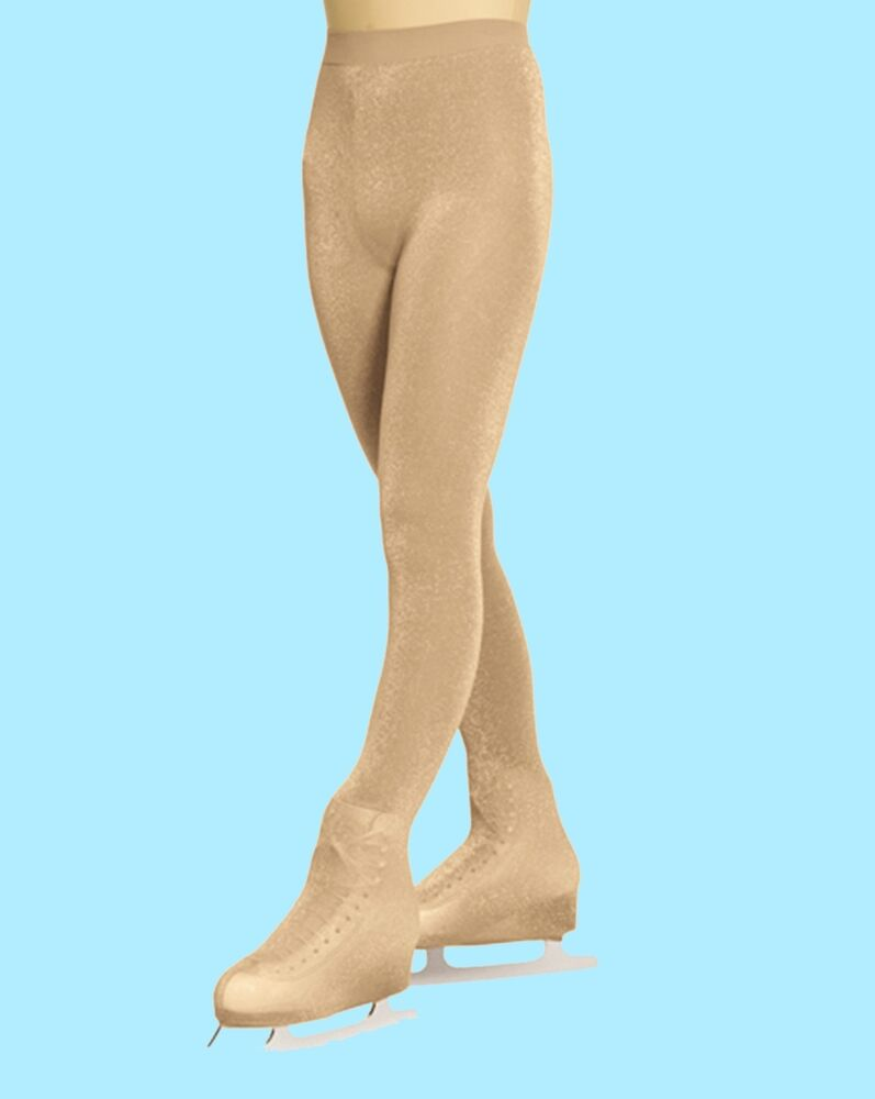 NEW Mondor 3332 Ice Skating Tights - Over the Boot - ANY ...