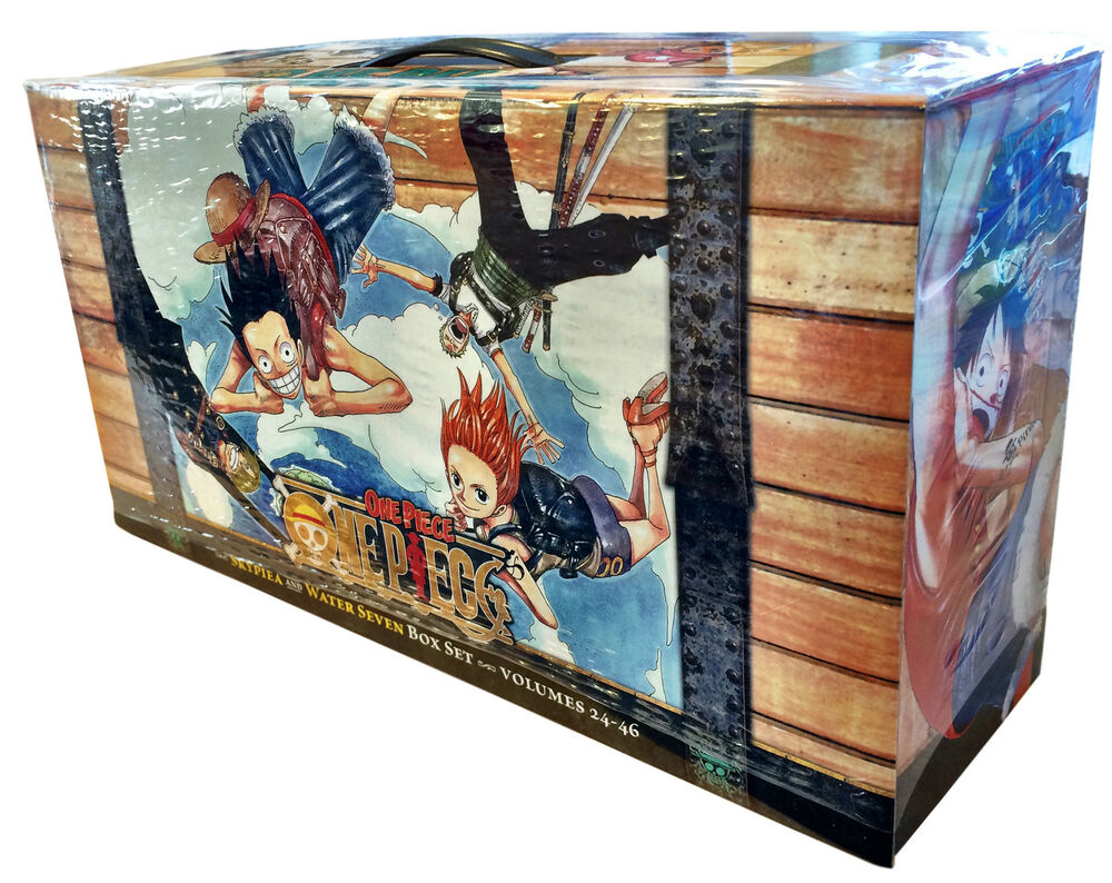 One Piece The Complete Collection Box Set 24-46