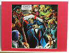 DRACULA SLAYING of the VAMPIRE Pinup Frame Ready Marvel