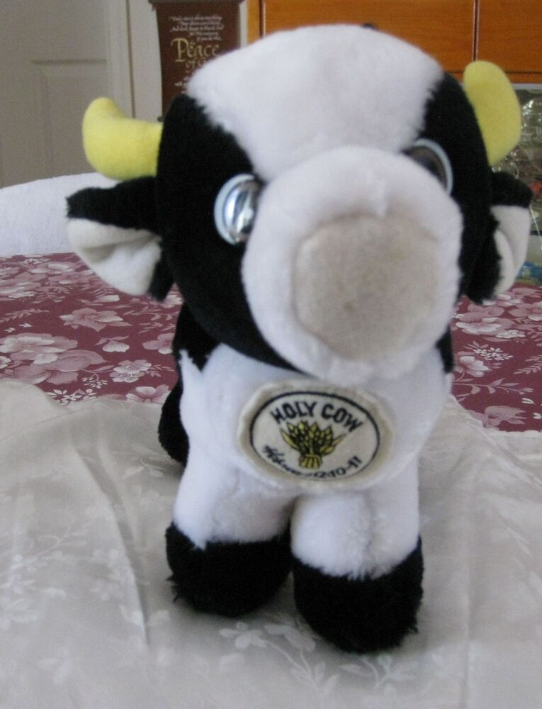Details about New, Vintage Wee Win Toys, Holy Cow - Scripture: Hebrews 12:  10-11