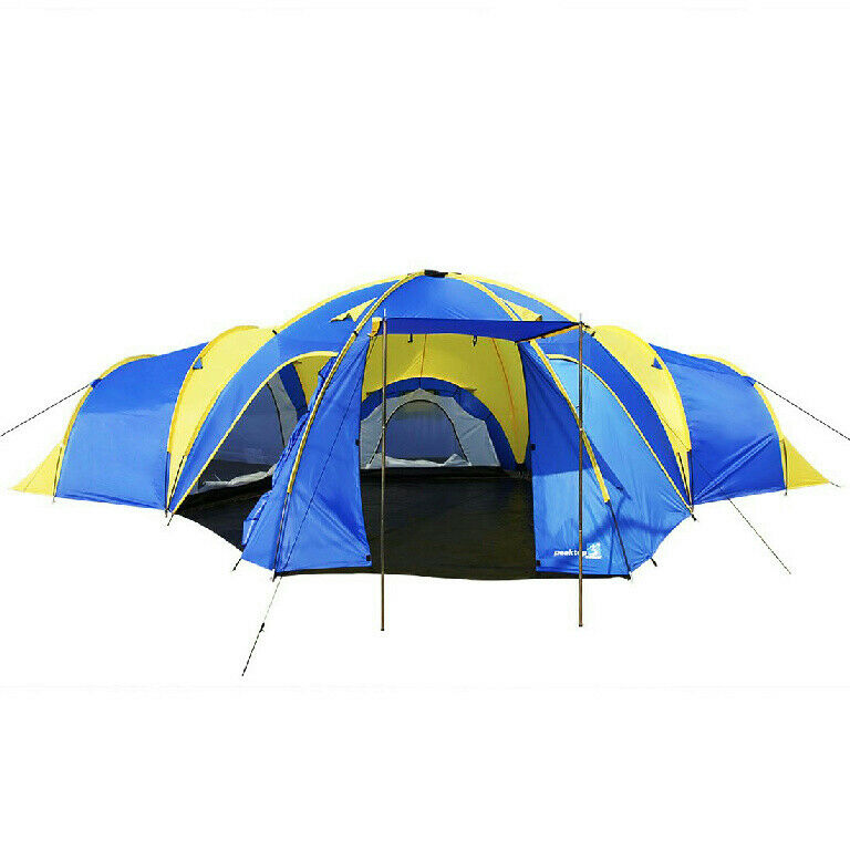 Peaktop 174 3 1 Rooms 8 Persons Waterproof Large Family Group