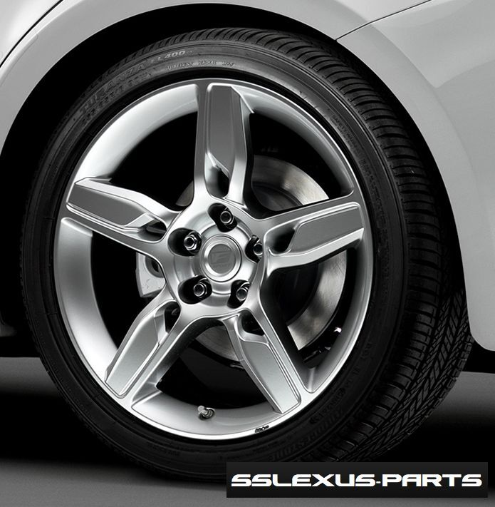 "Used Lexus Is350: Lexus IS250 IS350 IS200T (2014-2017) 18"" Staggered PROP-5"