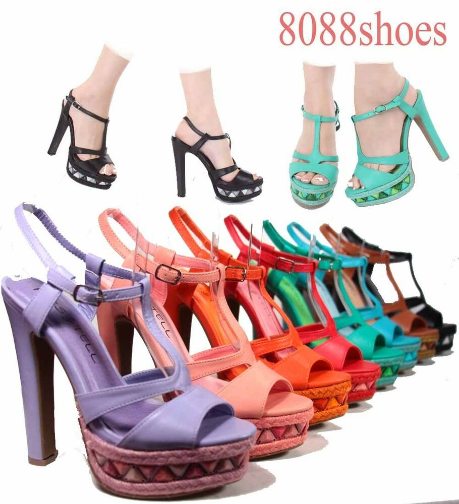 Features include, a faux suede texture, twisted open toe straps, strappy lace up tie, back heel cut out, round heel, and a cu Pink Ankle Tie Single Sole Chunky High Heels Velvet These sexy chunky heels are perfect for you next formal event.