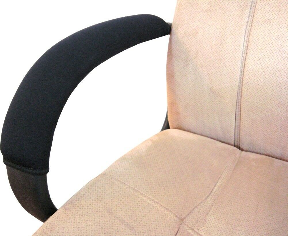 Soft Neoprene Chair Armrest Covers For Office Chairs