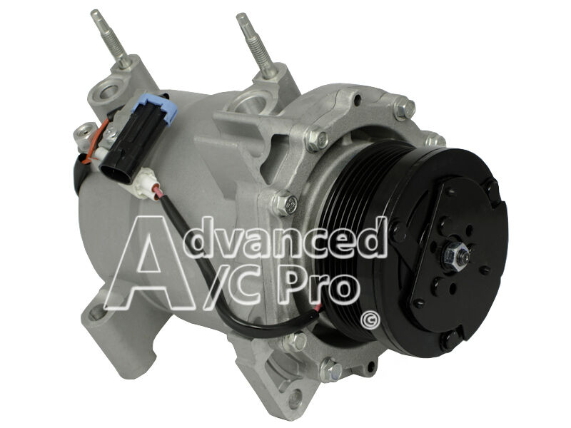 New A C Ac Compressor Fits 2000 01 02 03 04 2005 Cadillac