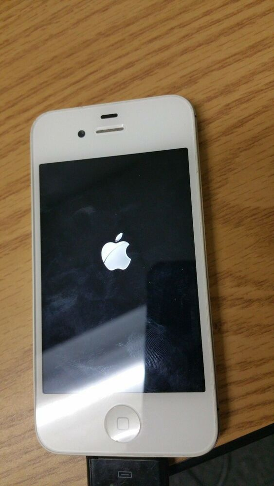iphone 4s for sale ebay apple iphone 4s a1387 white smartphone cleanesn ebay 1102