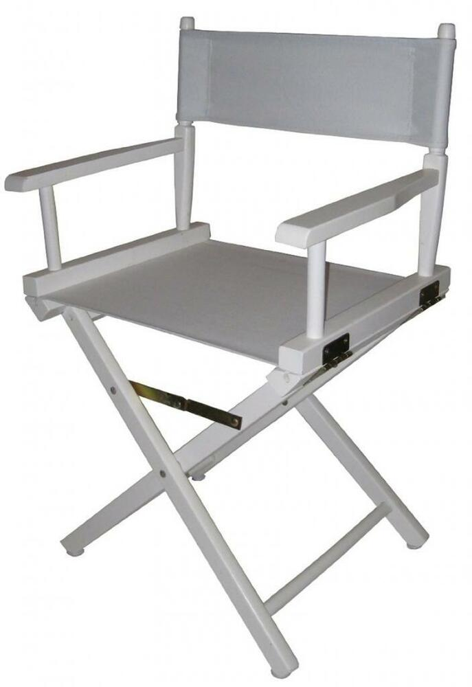 shan 18 director chair frame frame only white 200 01u director chairs