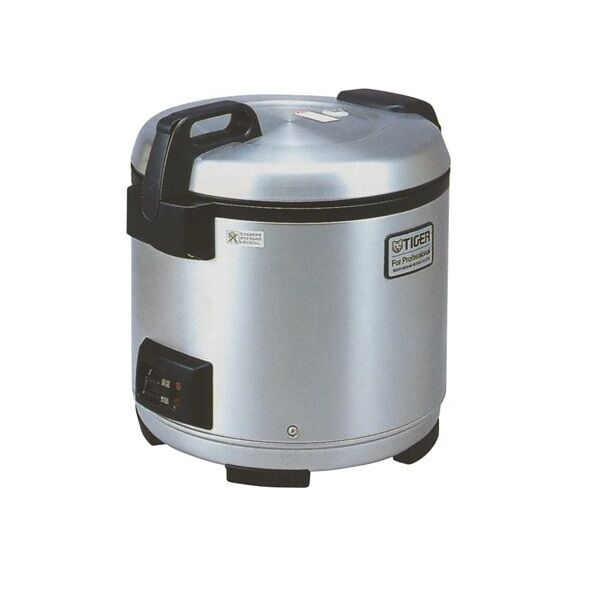 Commercial Electric Rice Cooker ~ Tiger commercial rice cooker warmer made in japan jno b w