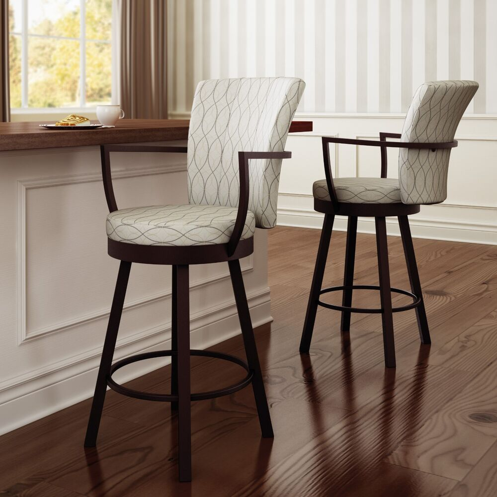 Amisco Cardin Swivel Counter Bar Stool or Spectator Stool  : s l1000 from www.ebay.com size 1000 x 1000 jpeg 116kB