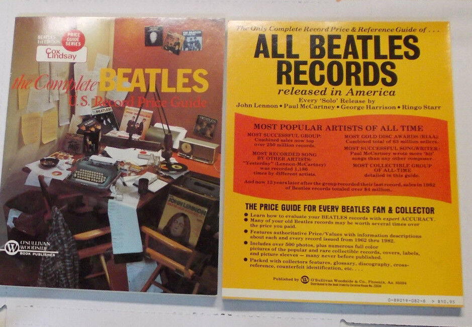 beatles vinyl albums price guide