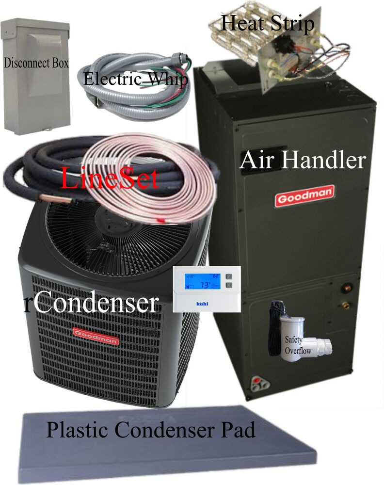 Heat Pump: 3 Ton Package Heat Pump