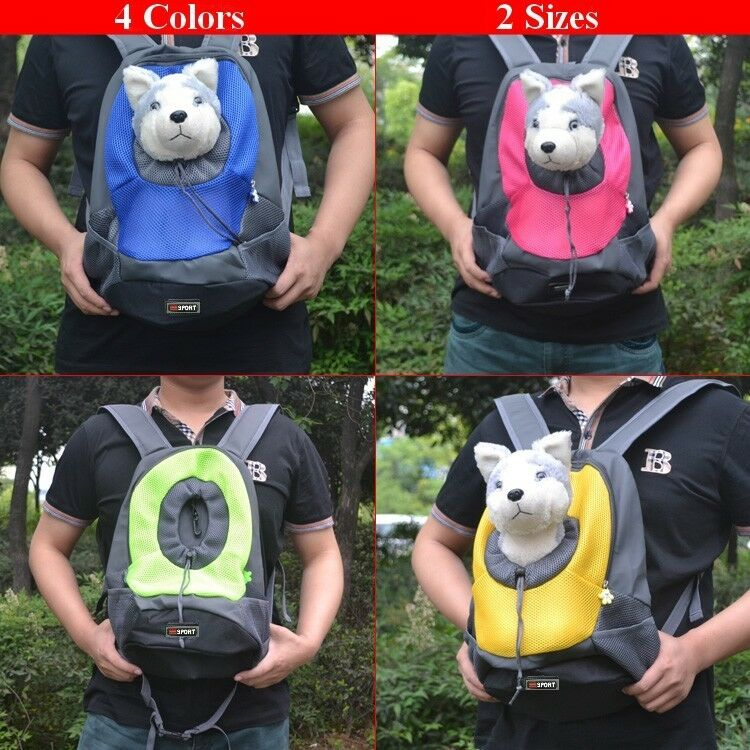 Mtorcycle Front Pack For Small Dogs