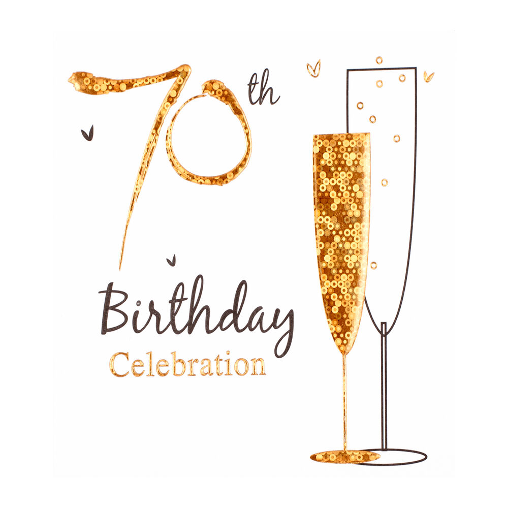 It's just a picture of Transformative Free Printable 70th Birthday Cards
