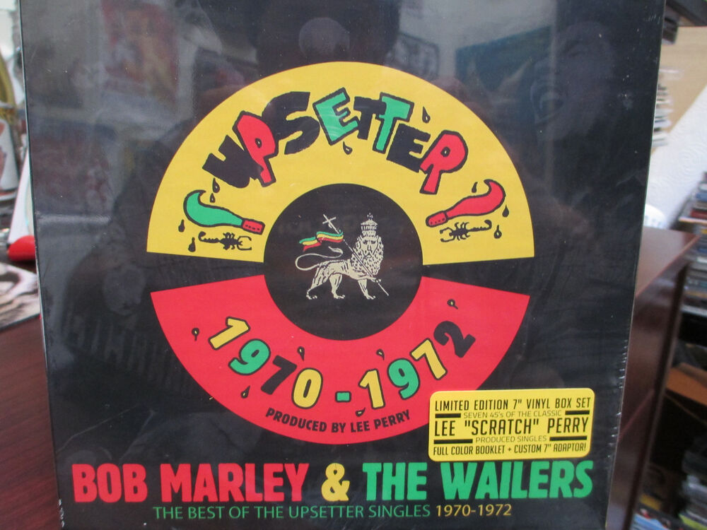 bob marley the wailers the best of the upsetter singles. Black Bedroom Furniture Sets. Home Design Ideas