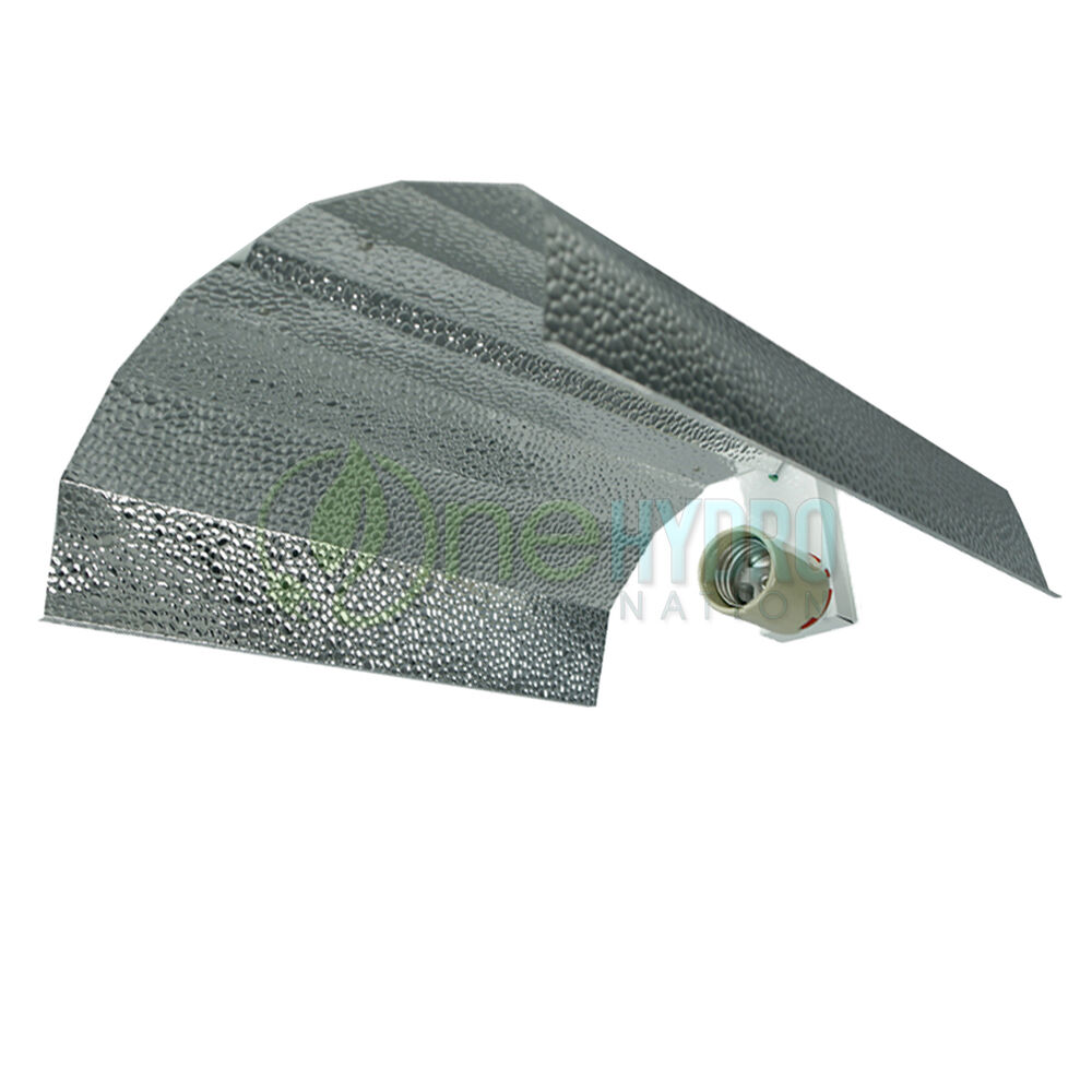 Standard Compact Wing Reflector 1000w 600w 400w Hps Mh