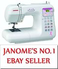 Janome DC4030 Pink Ribbon Computerised Sewing and Quilting Machine - Dressmaking