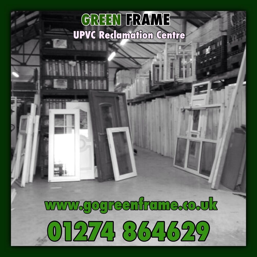 Upvc reclamation centre used reclaimed refurbished for Reclaimed upvc doors