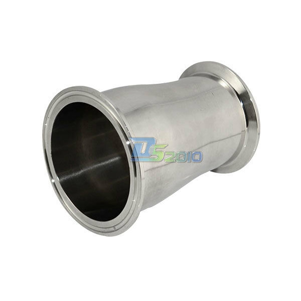 "Mm to quot "" sanitary ferrule reducer fitting"