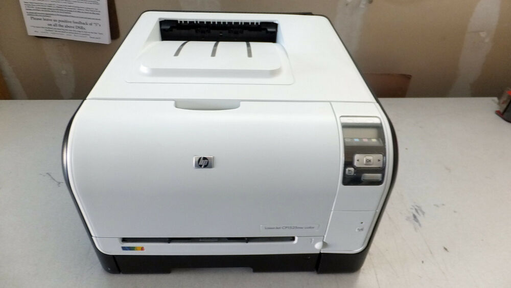 HP LaserJet Pro CP1525nw Driver Download Software and Setup