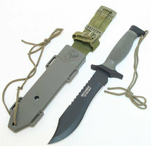 NEW Elite Forces Survival Bowie Knife FREE SHIPPING   eBay