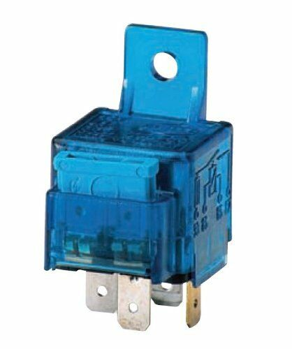 new hella 003530041 12v 25 amp spst mini iso relay with. Black Bedroom Furniture Sets. Home Design Ideas
