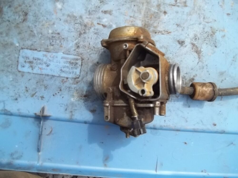 88 00 honda fourtrax 300 2wd 4wd carburetor for parts only ebay