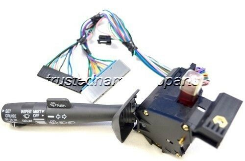 Gm Cruise Control Switch : With cruise control dimmer turn signal switch for cadillac