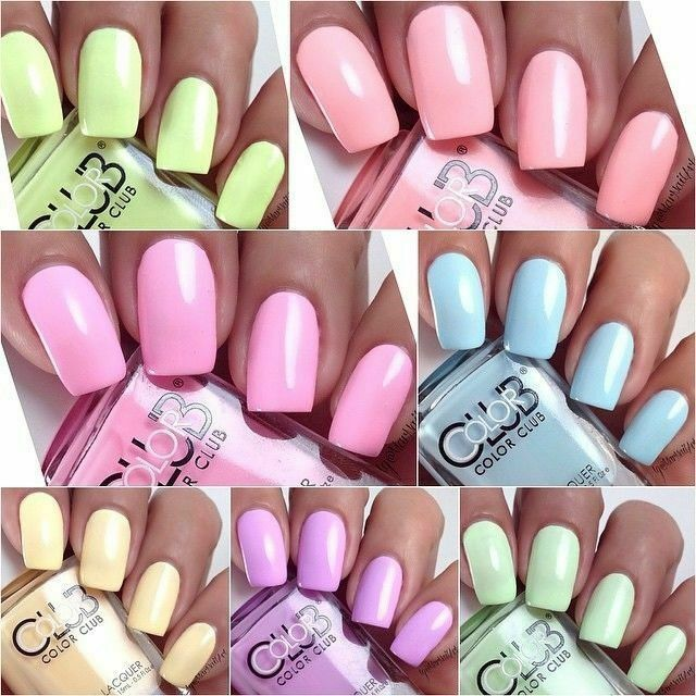 Poptastic Pastel Neon Collection