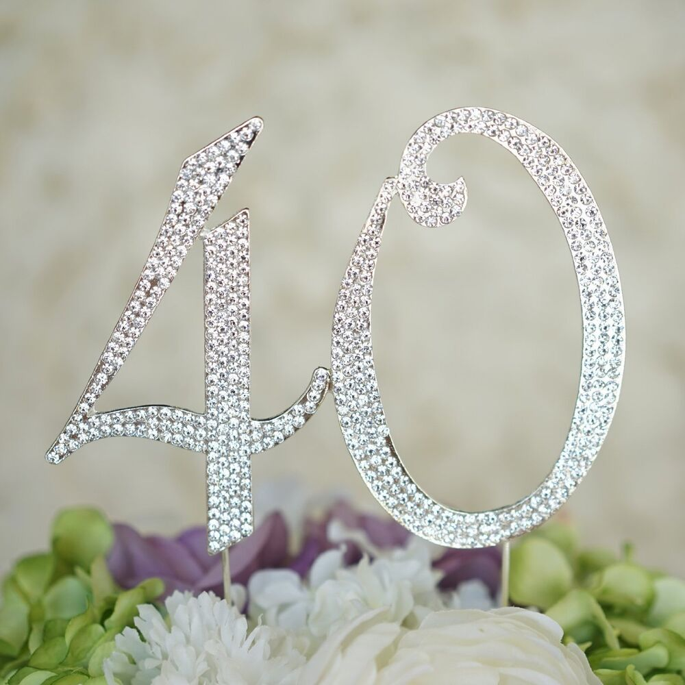 Cake Topper Wedding Elegant