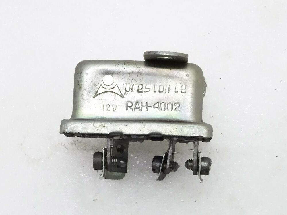 New Willys Ford Horn Relay 12 Volt  Code125