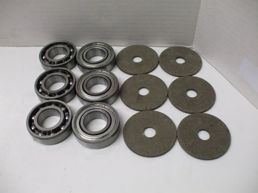 Grasshopper Mower Oem Spindle Bearing 110082 421200