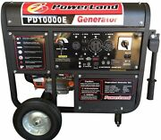 Powerland PD10000E 10000W Generator 499 FS Ebay daily deals