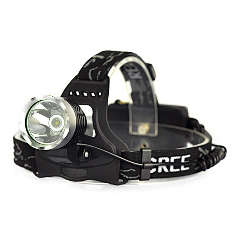 Rechargeable 2500LM XM-L T6 LED 2X18650 Headlamp Headlight ...