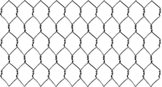 304 Stainless Steel 22 Ga. Chicken Wire, Fence 48\