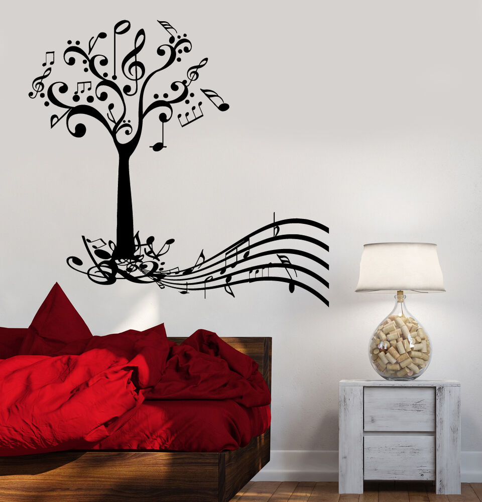 Wall vinyl music tree notes flower guaranteed quality - Over the garden wall soundtrack vinyl ...