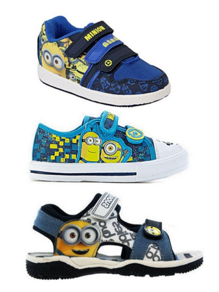 How to Make Your Very Own Despicable Me Minion Shoes. June 20, by Greta Brinkley 1 Comment. Begin by preparing your canvas shoes to become minion shoes. First, you'll want to remove the laces from your shoes. Set aside. Tape around the sole of each shoe. This helps to keep them clean, and free of paint.