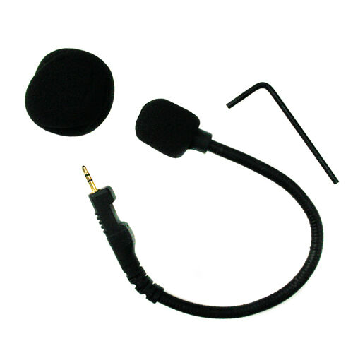 genuine scala rider boom microphone for cardo scala rider q1 q3 qz ebay. Black Bedroom Furniture Sets. Home Design Ideas