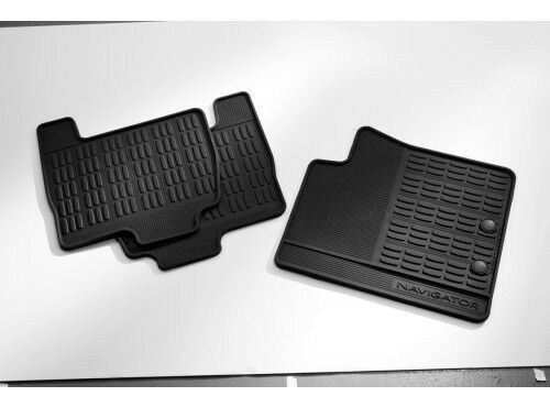 Lincoln Navigator Floor Mats All Weather Thermoplastic 4