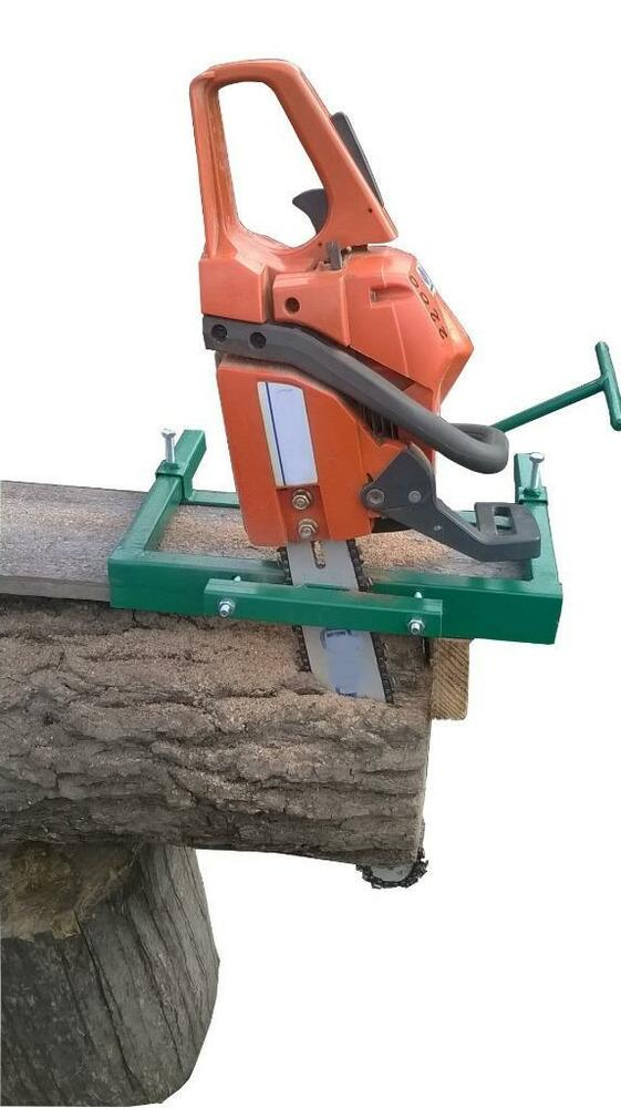how to change bar on champion chainsaw