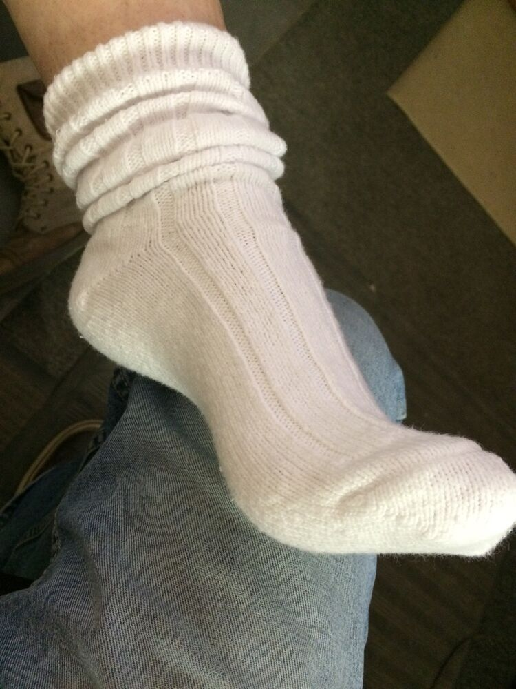 Woman With White Socks Fucking 111