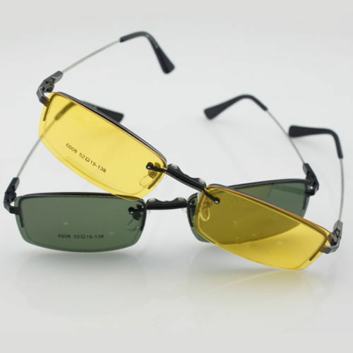 Clip On Sunglasses For Rimless Glasses
