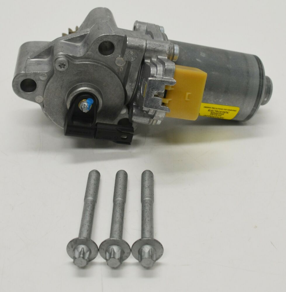 2004 2013 bmw 3 5 series transfer case actuator shift for Bmw transfer case motor