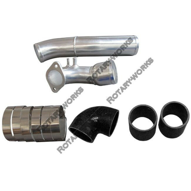 Twin Turbo Kit Rx7: Cold Air Intake Pipe Kit For 92-02 RX7 RX-7 FD Stock Twin