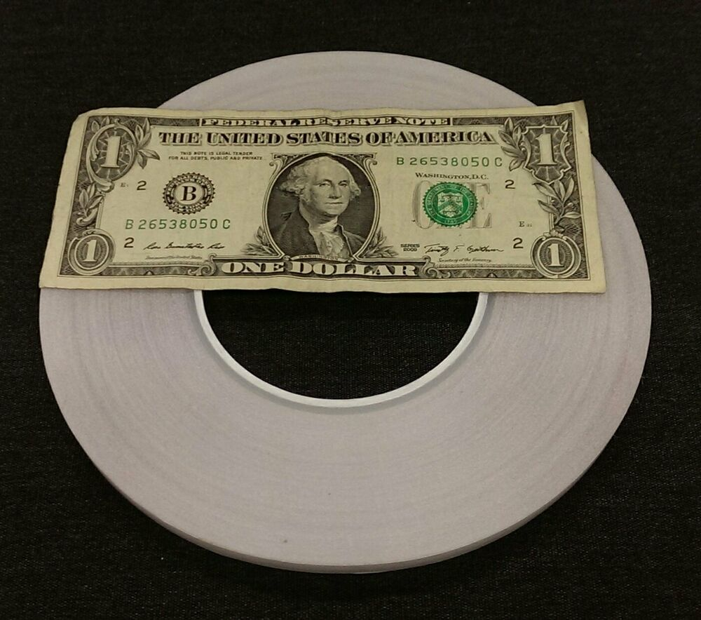 1 4 double sided transfer tape 60 yds sewing basting for Double sided craft tape