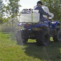 QUAD BIKE SPRAYER Phone For Free Post/debit card payment - QUALITY-WATCH VIDEO