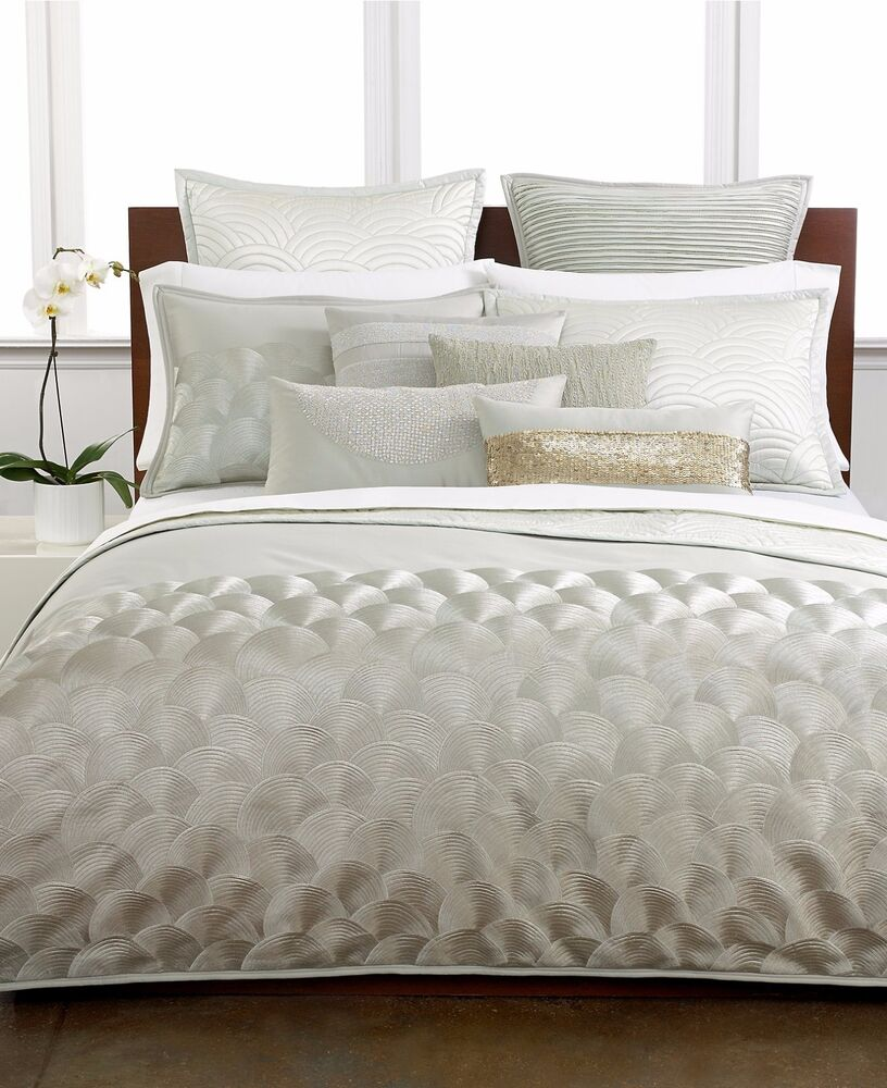 Hotel Collection Finest Bedding Seafan King Comforter
