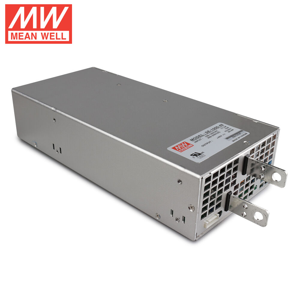 Genuine Mean Well 1000W 48V SE-1000-48 AC/DC Switching