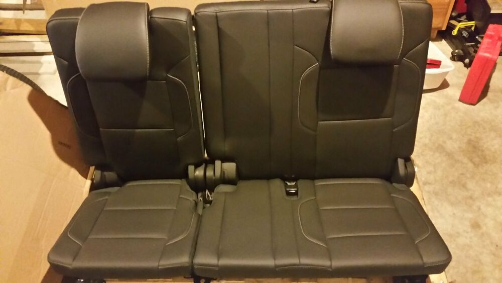 tahoe 3rd row seat ebay autos post. Black Bedroom Furniture Sets. Home Design Ideas