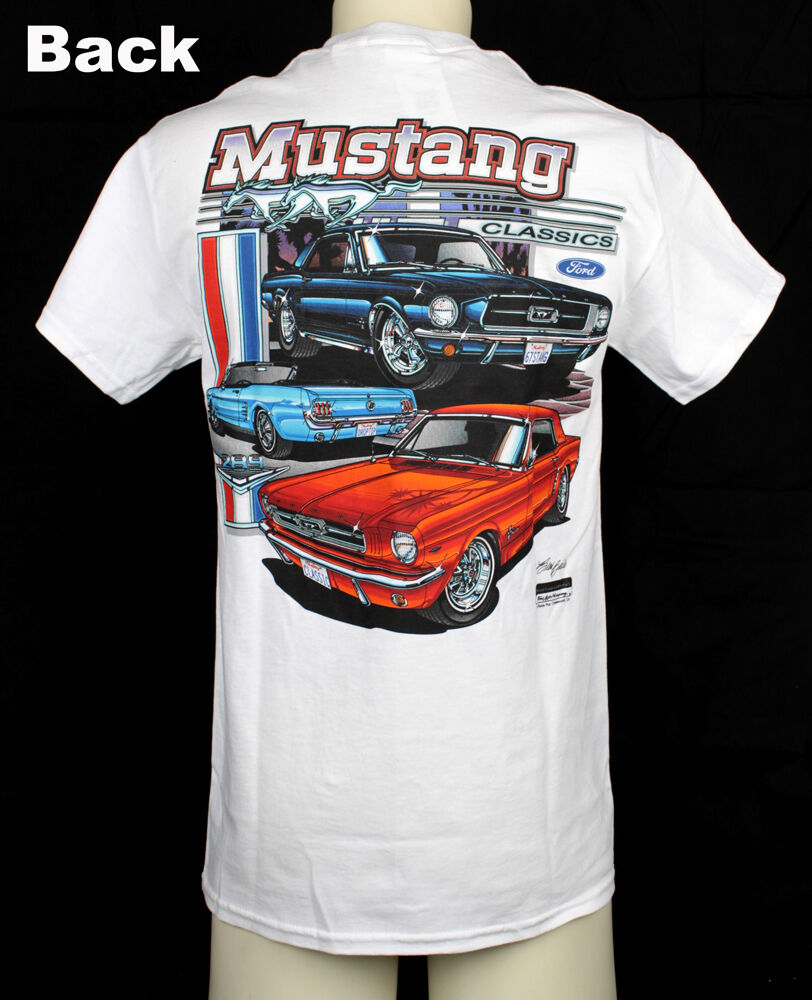 Ford Mustang 1 Classics 1964 65 66 Pony Car Muscle US Car